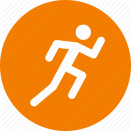 exercise-circle-orange-512